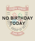 No Birthday
